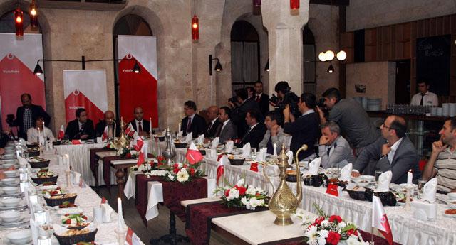 Vodafone'dan 13 milyon TL'lik yatırım