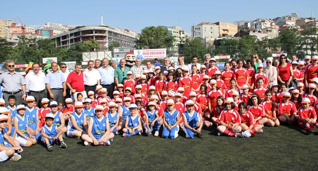 Ücretsiz Yaz Spor Okulları açılıyor