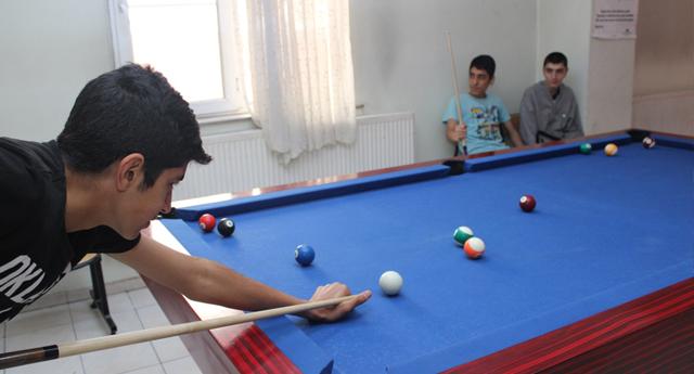 GAMEK gençlere turnuva düzenledi