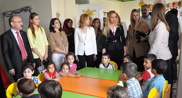 Suriyeli çocukları unutmadılar