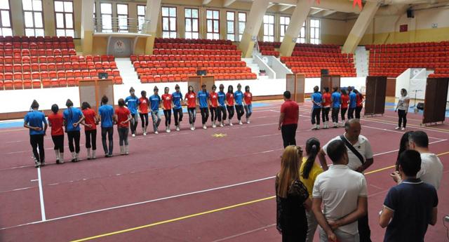 Folklörcüler Türkiye finallerinde