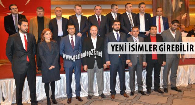Kongre sırası Gaziantepspor'da