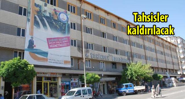 Şahinbey'in eski binası mahkeme oluyor