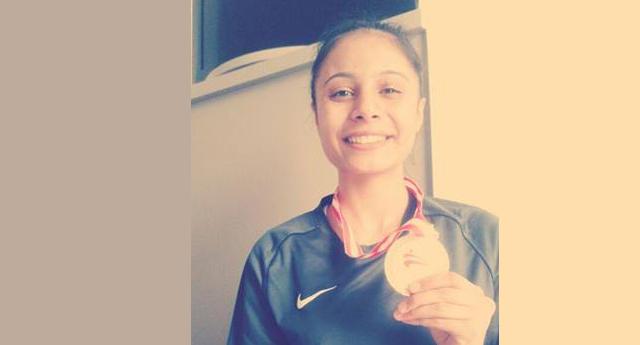 Zehra Döşüçukur'dan gururlandıran şampiyonluk
