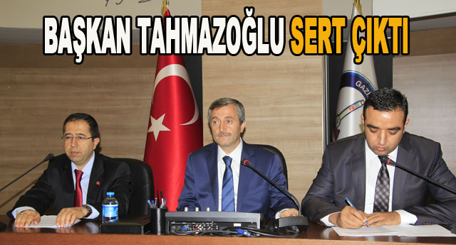Şahinbey'de rant tartışması