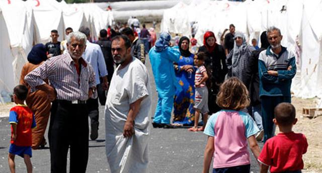 Suriyeli'ye çalışma izni geliyor