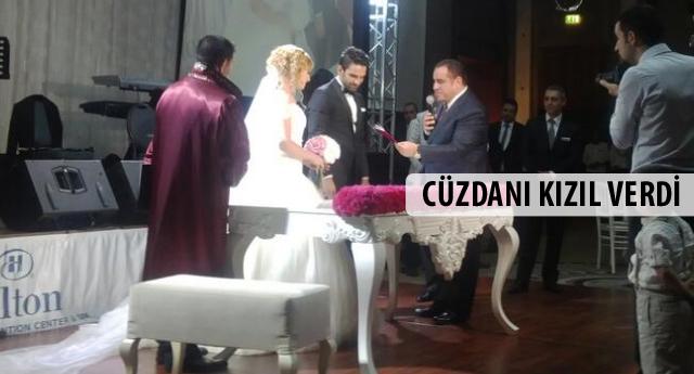 Muhammet Demir artık evli