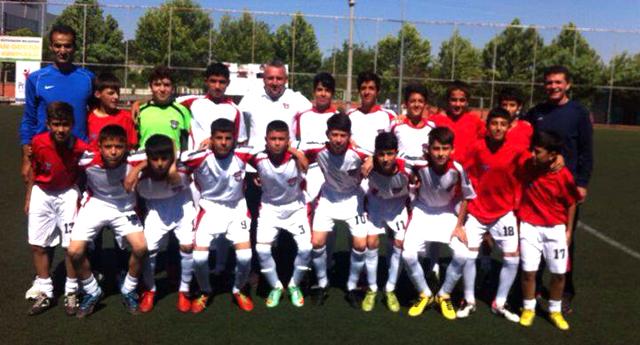 Şampiyon Gaziantepspor