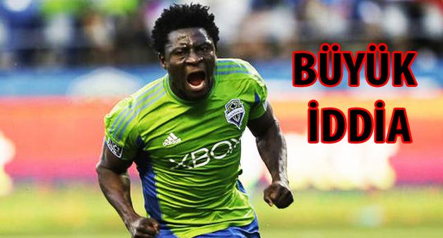 Gaziantepspor için Obafemi Martins iddiası