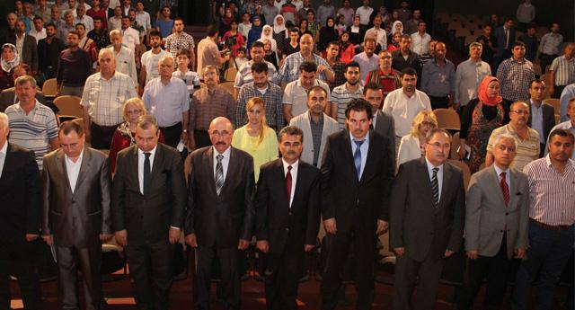 Suriye Türkmenleri'nden büyük buluşma