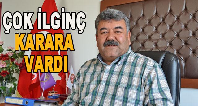 Berberlerin başkanı Suriyeli oluyor