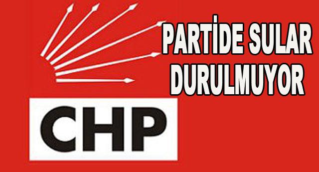 CHP'de kadın istifası