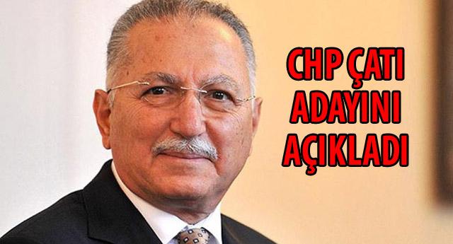 Önerilen aday Ekmeleddin İhsanoğlu