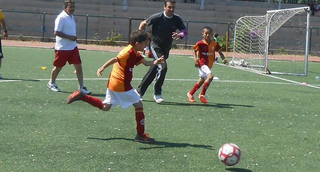 Galatasaray babaları unutmadı