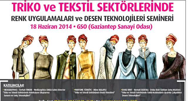 Triko ve tekstil sektörü buluşuyor