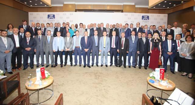 Tahmazoğlu Belediyeler Birliği yönetiminde