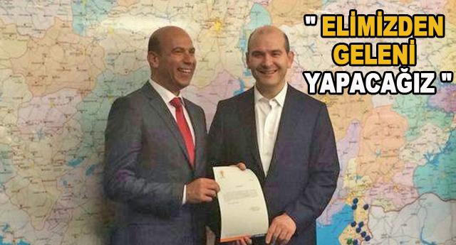 Şehitkamil'in başkanı Halil Uğur