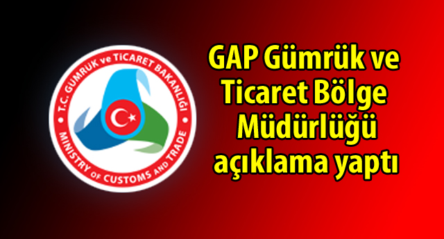 GAZİANTEP'TE  PANİĞE GEREK YOK