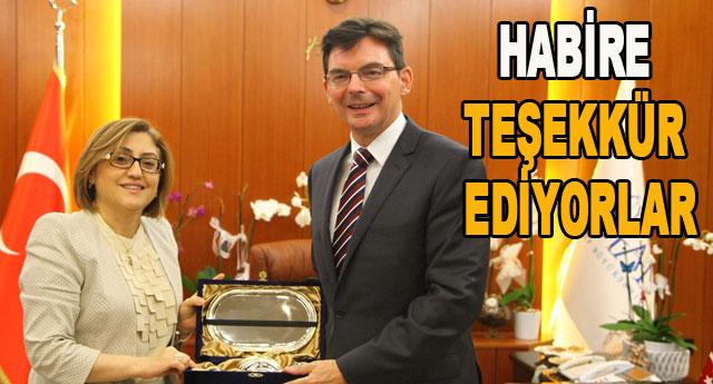 Büyükelçi'den Suriye teşekkürü