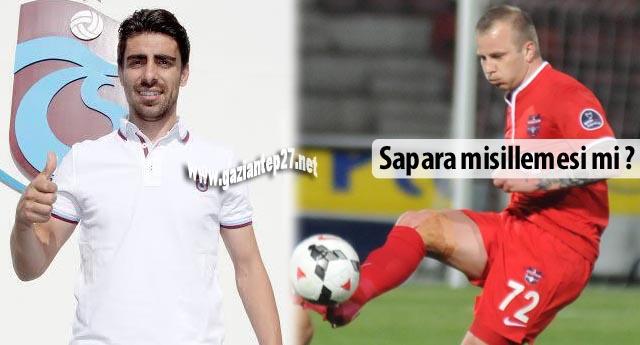 Trabzon intikam almış