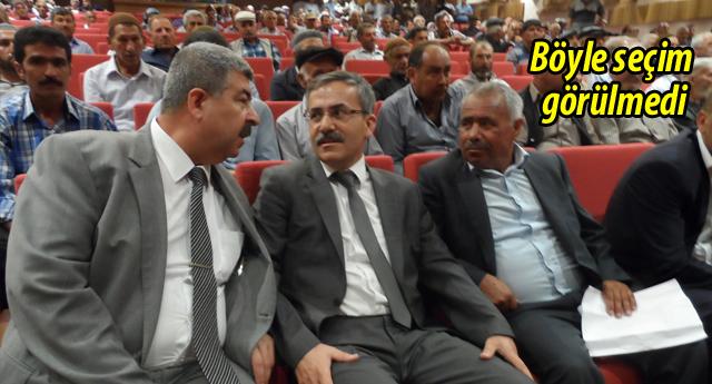 Hile iddiasıyla seçim iptal edildi