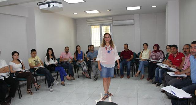Kalyoncu'da Wisc-r eğitimi