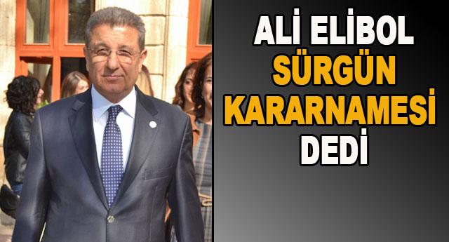 Baro Başkanı HSYK atamalarını eleştirdi