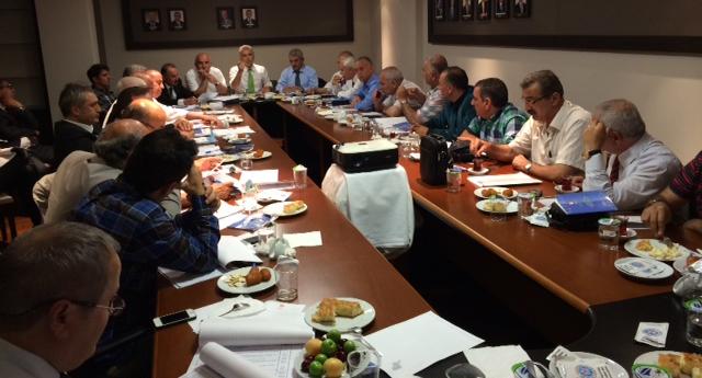 TFF Amatör İşler Kurulu İstanbul'da toplandı