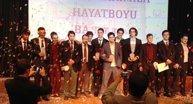 Sunguroğlu'nun LYS gururu