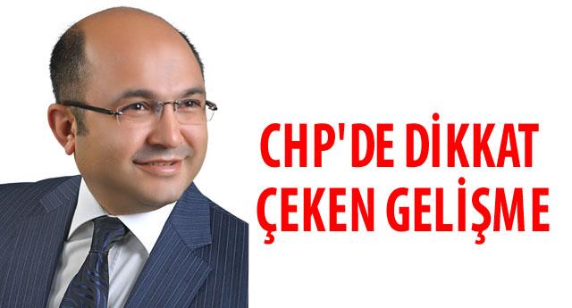CHP'de  Murat Bakım toplantısı