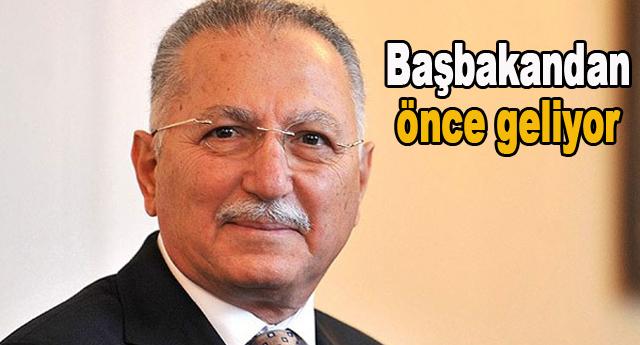 Ekmeleddin İhsanoğlu 16 Temmuz'da geliyor