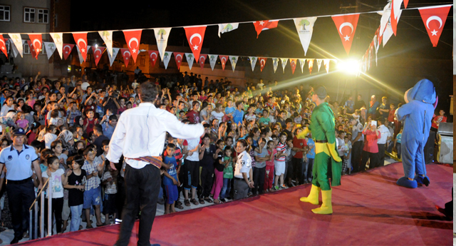 Beykent ve Girne'de etkinlik günü