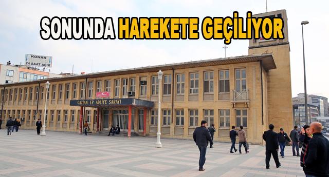 Eski Adliye yeni Kültür merkezi