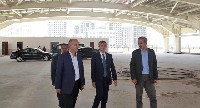 Akkent'e semt pazarı