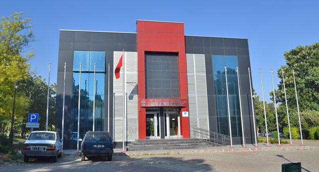 Kent Konseyi binası hazır