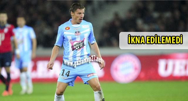 Mehdi Trabzon'u tercih etti