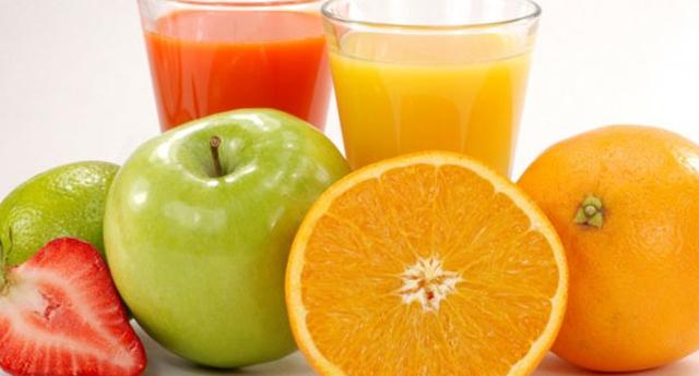 Saf meyve suyuna şeker eklemeye son