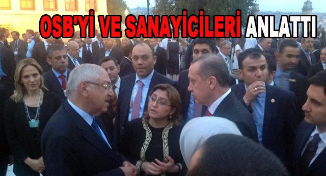 Nakıboğlu'ndan Başbakan'a rapor