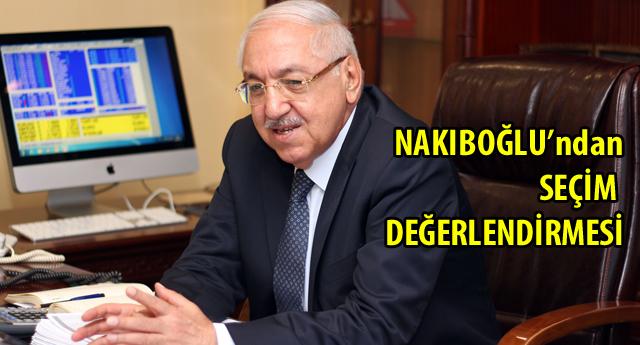 HEM İSTİKRAR HEM DE DEMOKRASİ KAZANDI