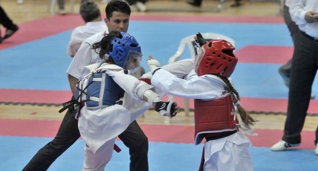 Minik Taekwondocular yarıştı