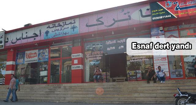 Burası Antep mi, Suriye mi ?