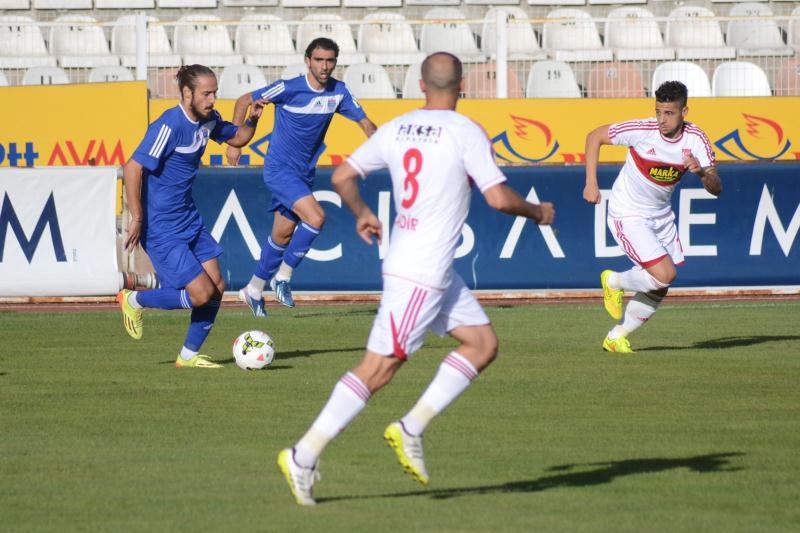 Penaltılar Büyükşehir'e yaramadı 1 – 3