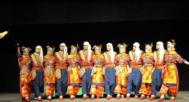 Folklorcular Antalya'ya hazırlanıyor