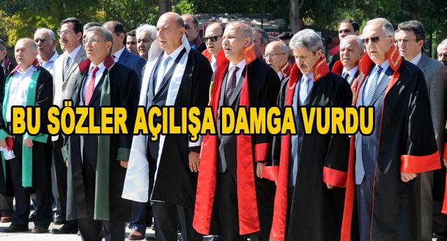 Yargı güvenliğinin teminatı bağımsız Mahkemelerdir