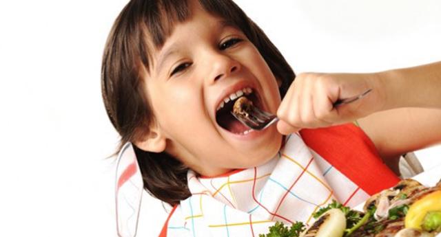 Çocuğun okul başarısı beslenmede gizli