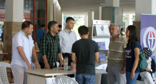 Otogarda kayıt hizmeti
