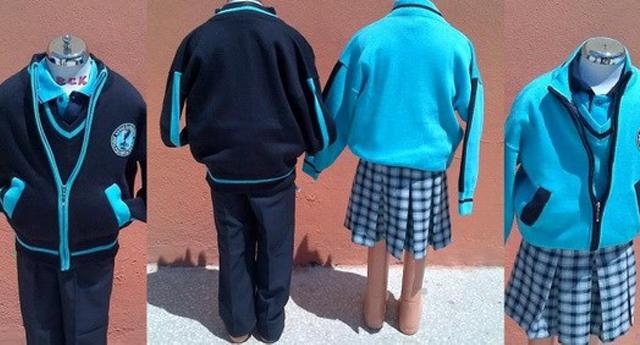Okul kıyafetlerine dikkat!