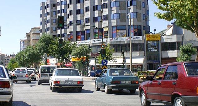 Gaziantep'in gürültü haritası çıkarılacak
