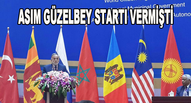 Urumçi'de Gaziantep sesleri