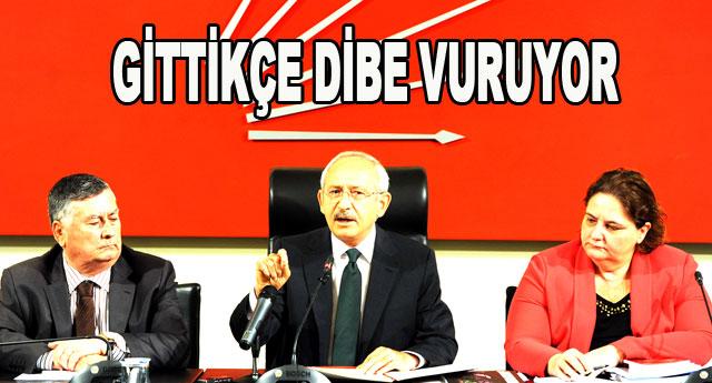 CHP'de Gaziantep yok